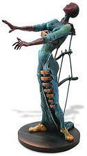 BURNING GIRAFFE WOMAN with DRAWERS SCULPTURE STATUE ARTIST SALVADOR DALI ART
