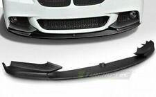 TUNING spoiler lama inferiore BMW Serie5 F10 berlina F11 Touring 10-13 nera look