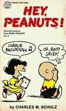 Hey, Peanuts! by Charles Schulz