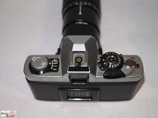 Minolta SLR XG 9 + MC Rokkor Obiettivo Tele-Zoom 100-200 mm f/5, 6 Lens