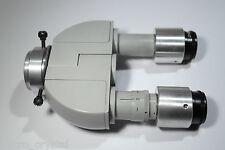 Carl Zeiss Germany microscope binocular binokular tubus Ergaval Amplival