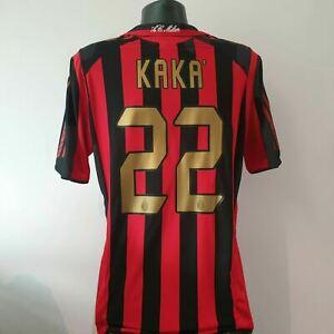 KAKA 22 AC Milan Shirt - Large - 2005/2006 - Home Jersey Adidas