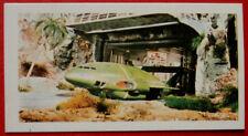 Barratt THUNDERBIRDS 2nd Series Card #46 - Thunderbird 2's Secret Hangar