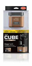 Hahnel Pro Cube Dual Charger - Olympus Bln1 & Sony Fw50