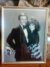 "Robert Wagner & Stephanie Powers Autograph Photgraph, ""Hart To Hart"""