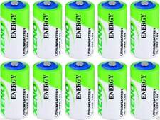 Xeno Energy XL-050F 1/2 AA 3.6V Lithium Battery  - Pack of 10