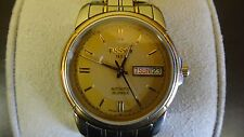 TISSOT A 660/760 DAY & DATE AUTOMATIC 25 JEWELS MAN'S WATCH