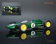 Lotus 25 Climax v8 f1 GP OLANDA-Dutch Gp 1962 Jim Clark, SPARK MODEL 1/18