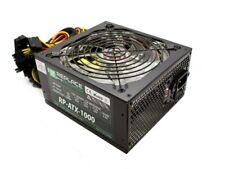 1000W 1000 Watt BLUE LED Fan ATX Power Supply PSU SATA PCI-E EPS12V