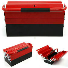 3 Tier 5 Tray Heavy Duty Professional METAL Storage Cantilever Tool Box Storage