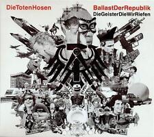 DIE TOTEN HOSEN = Ballast der Republik / Die Geister die Wir Riefen =2CD= PUNK!