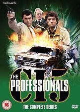 The Professionals The Complete Series (Gordon Jackson)New Region 4 DVD