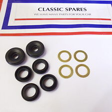 HILLMAN TALBOT AVENGER 1300 1600 SEP 1976 - 1981 BRAKE MASTER CYLINDER SEAL KIT