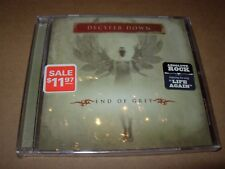 DECYFER DOWN end of grey ( rock ) 1 cd SEALED
