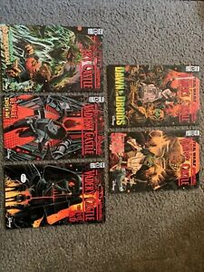 Star Wars Adventures: Ghosts of Vader's Castle #1-5 Complete Set IDW Publishing