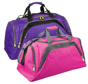 Ladies Large Travel & Sports Holdall Bag TRAVEL WORK SPORT LEISURE WOMENS GYM