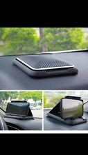 Improved Design Big Size Carbon Fiber Dashboard Mobile Phone Holder For Car