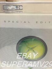XBox Skeleton BLACK BUNDLE Limited TO 50,000 UNITS VGA 85Q  ARCHIVAL CASE