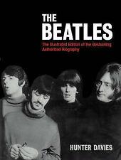 The  Beatles by Hunter Davies (Hardback, 2002) 1st edition