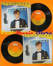 LP 45 7'' JAY ROLANDI Circus love 1985 italy CBS A 6028 ITALO DISCO cd mc dvd *