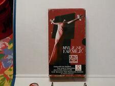 Cassette video VHS pour sidaction  MYLENE FARMER Clip Je te rends ton amour 7607