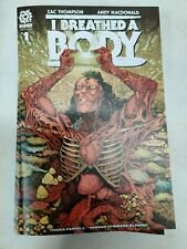 I BREATHED A BODY #1 NM ANDY MACDONALD COVER 1/20 2021