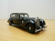 MERCEDES 770K berline noir 1/43
