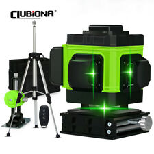 Clubiona Ie12a 3d Green Laser Level 12 Cross Line With Remote Control Amp15m Tripod