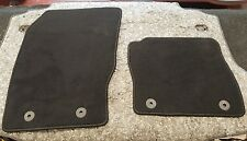 Genuine Ford Focus pair of Front Floor Mats, 2015 Onwards, but fit 2005 onwards