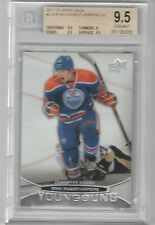 Ryan Nugent -Hopkins Young Guns graded rookie card=2011-2012