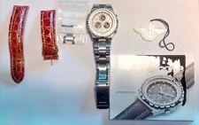 Breitling Jupiter Pilot Reveil Chronograph Quarz acciaio anno 1994 ref.A 59028