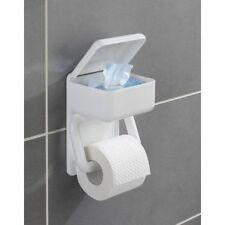 WENKO 8514500 Toilettenpapierhalter 2 In 1