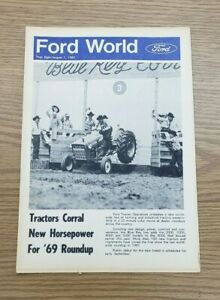 The Ford World Newspaper, August 1, 1968