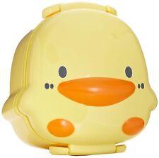 Piyo Piyo Microwaveable Kid's Lunch Box-Yellow Duck