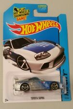 Hot Wheels 2015 Toyota Supra Falken Silver Kmart Exclusive