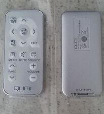 I/R Projector Remote Control QRCIVVK RC31CE4N For Vivitek QUMI Q5 Q2 Q6 Q7