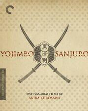Criterion Collection Yojimbo Sanjuro 2 PC BLURAY
