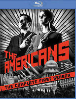 Brand New The Americans: Season 1 [Blu-ray] New DVD
