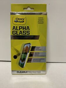 BRAND NEW OtterBox Alpha Fortified Glass Screen Protector iPhone 8 / 7 / 6s / 6