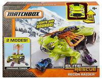 Matchbox Elite Rescue Recon Raider