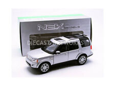WELLY - 1/24 - LAND ROVER DISCOVERY - 2010 - 24008S