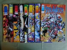 Stormwatch 1-43 46-49 1 3-11 1st app Apollo Midnighter Authority VF/NM