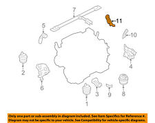 FORD OEM Engine Motor Transmission-Bracket 5F9Z6F055BB