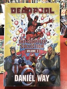 DEADPOOL COMPLETE COLLECTION OMNIBUS VOL 1 HC STILL SEALED