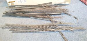 BIG Lot of HO Flex Track and Others in Overall Poor Condition, CHEAP for Parts