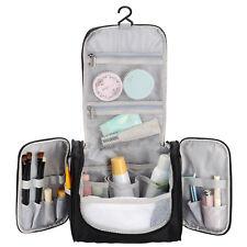 Hanging Toiletry Bag Travel Cosmetic Kit Large Essentials Organizer Waterproof