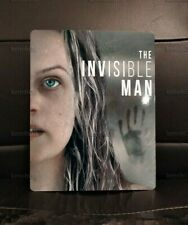 THE INVISIBLE MAN - MAGNET COVER FOR STEELBOOK (NOT LENTICULAR)