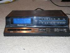 Vintage Realistic Chronomatic 268 Alarm Clock Radio 12-1578 Radio Shack Works