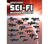 BrickArms 2017 Sci-Fi Weapons Pack - Fits LEGO Minifigures