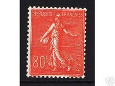 "FRANCE STAMP TIMBRE YVERT N° 203 "" SEMEUSE 80c ROUGE 1924 "" NEUF xx TTB"